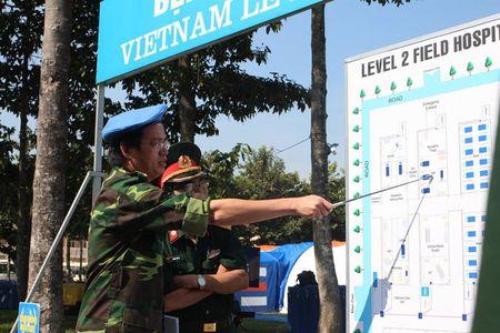 Bac si Viet Nam tham gia hoat dong giu gin hoa binh cua Lien Hop Quoc - Anh 1