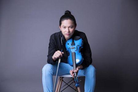 Vo chong nghe si Anh Tu - Viet Dung dua nhung tinh khuc phim Han bat hu len san khau Viet - Anh 2