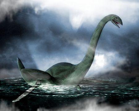 Quai vat ho Loch Ness thuc su da chet? - Anh 1