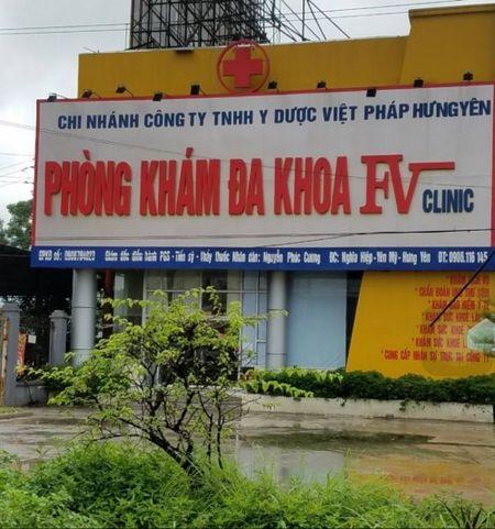 Tang cuong cong tac quan ly hanh nghe y duoc tu nhan tren dia ban tinh Hung Yen - Anh 1