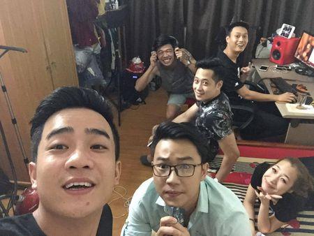 Duy Nam cong khai 'noi xau' ban doi khong thuong tiec - Anh 12