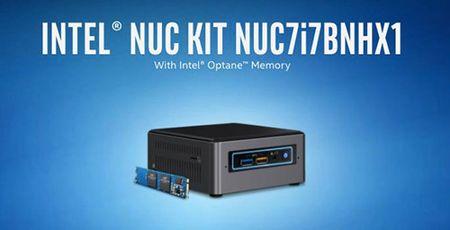 May tinh mini Intel NUC ROSA nhanh hon voi Intel® Optane™ Memory - Anh 3