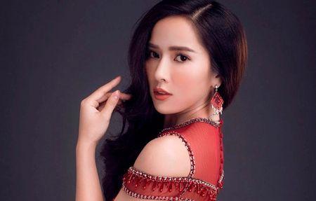 Dien vien Bella Mai van nuoi uoc mo tro thanh hoa hau - Anh 1