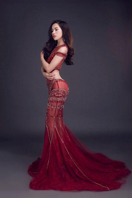 Dien vien Bella Mai van nuoi uoc mo tro thanh hoa hau - Anh 2