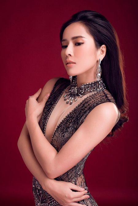 Dien vien Bella Mai van nuoi uoc mo tro thanh hoa hau - Anh 5