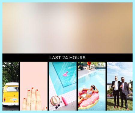 Tinh nang Stories cua Instagram se cho phep ban dang tai anh hay video tu cach day hon 1 ngay - Anh 1