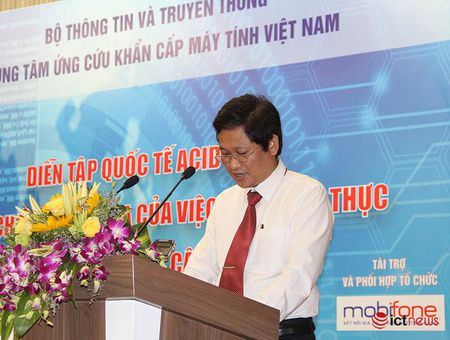 Khai mac chuong trinh dien tap ung cuu su co an ninh mang ACID 2017 - Anh 3