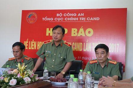 Nhieu diem moi tai Lien hoan truyen hinh Cong an Nhan dan lan thu XI - Anh 1