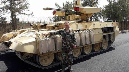 Algeria muon so huu 'ke huy diet' BMPT-72 do Nga san xuat - Anh 3