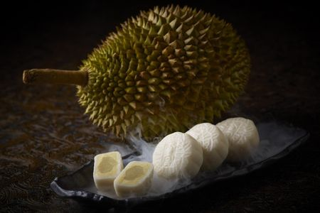 Trac nghiem: Nguoi dan cac nuoc chau A an gi dip Trung thu? - Anh 6