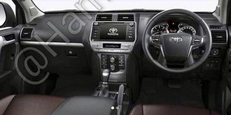 Toyota Land Cruiser Prado 2018 lo dien truoc ngay ra mat - Anh 2