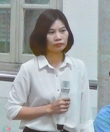 Tham phan: Khong co 'vung cam' trong xet xu vu Ha Van Tham - Anh 1