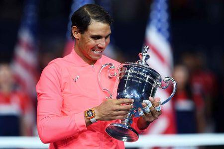 Nadal va vat bat ly than gan 1 trieu USD chinh phuc US Open - Anh 10