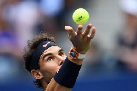 Nadal va vat bat ly than gan 1 trieu USD chinh phuc US Open - Anh 3