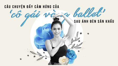 Cau chuyen day cam hung cua 'co gai vang ballet' sau anh den san khau - Anh 1