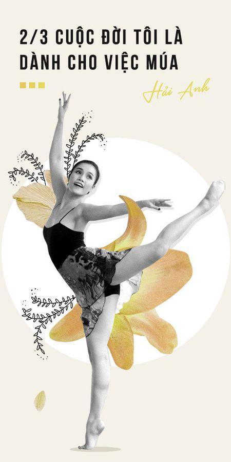 Cau chuyen day cam hung cua 'co gai vang ballet' sau anh den san khau - Anh 3