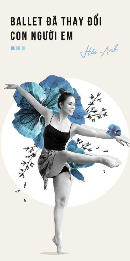 Cau chuyen day cam hung cua 'co gai vang ballet' sau anh den san khau - Anh 5