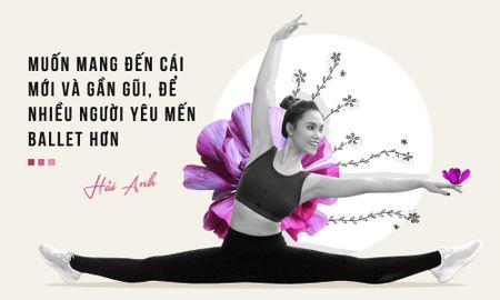 Cau chuyen day cam hung cua 'co gai vang ballet' sau anh den san khau - Anh 7