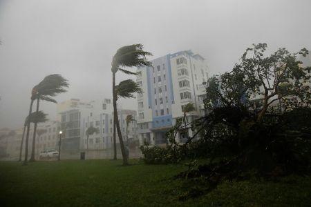 'Quai thu' Irma do bo vao bang Florida - Anh 2