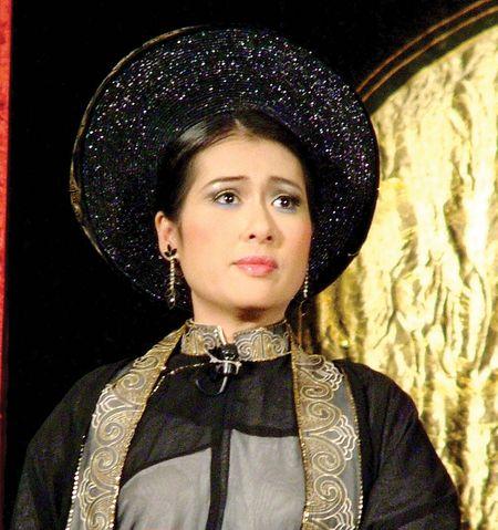 Nghe si Thanh Thuy: Yeu thuong se lam bot tham, san, si - Anh 2
