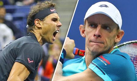 Ha guc Kevin Anderson, Nadal vo dich US Open 2017 - Anh 2
