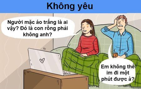 Dau hieu chang yeu ban that long - Anh 11