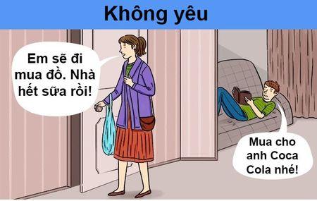 Dau hieu chang yeu ban that long - Anh 13