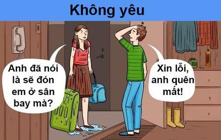 Dau hieu chang yeu ban that long - Anh 1