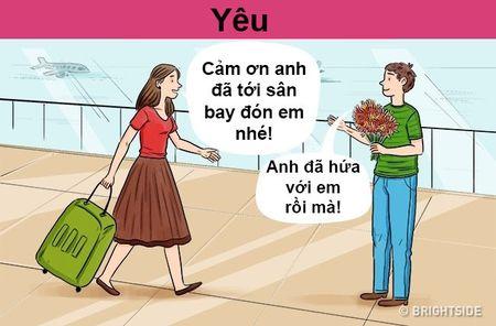 Dau hieu chang yeu ban that long - Anh 2