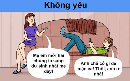 Dau hieu chang yeu ban that long - Anh 3