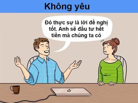 Dau hieu chang yeu ban that long - Anh 9
