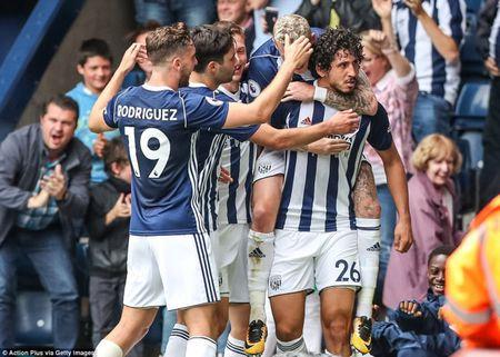 BXH Premier League 2017/2018 sau vong 4: Man City ap sat MU - Anh 10