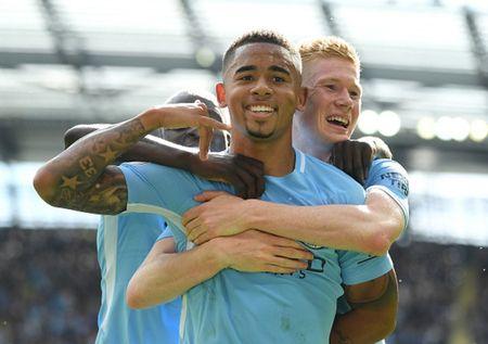 BXH Premier League 2017/2018 sau vong 4: Man City ap sat MU - Anh 3
