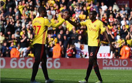 BXH Premier League 2017/2018 sau vong 4: Man City ap sat MU - Anh 5