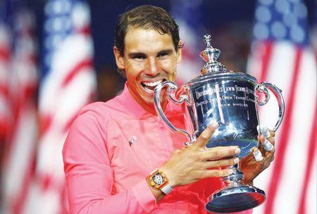 US Open 2017 va su thong tri tuyet doi cua 'Nha vua' - Anh 1