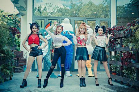 Nhom nhac nu S-Girls phat hanh MV sau thoi gian e show, thieu thon tien bac - Anh 1