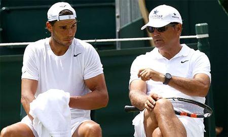 Nadal chia tay chu Toni: Cuoc tinh tron ven - Anh 1