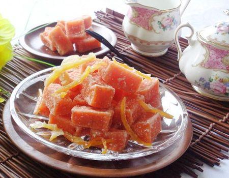 Cach lam mut khoai lang trong deo ngoai gion ngon hap dan - Anh 4