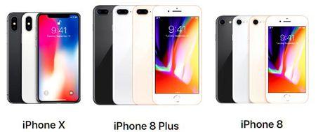 iPhone X, iPhone 8/8 Plus mo ban som nhat, re nhat o dau? - Anh 1