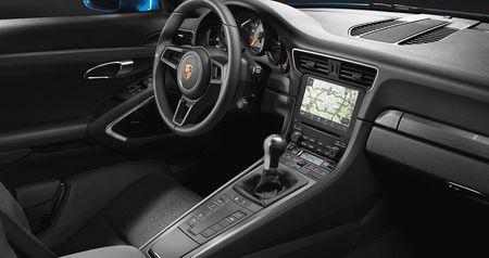 Porsche 911 GT3 cuon hut hon voi goi trang bi Touring - Anh 7
