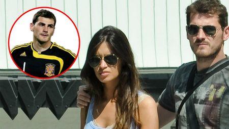 Bat ngo voi thu vui la cua vo Casillas - Anh 1
