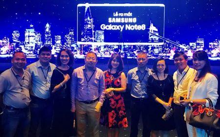 Galaxy Note8 chinh thuc ban tai Viet Nam tu 29-9 - Anh 2