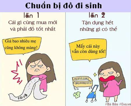 Khong ngo sinh con lan dau va lan hai lai khac nhau nhieu the nay! - Anh 7