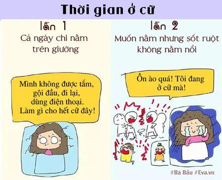 Khong ngo sinh con lan dau va lan hai lai khac nhau nhieu the nay! - Anh 9