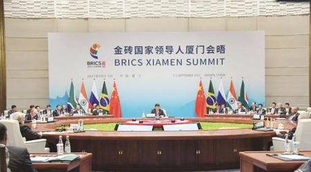 BRICS buoc vao giai doan moi - Anh 1