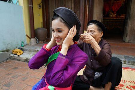 Nhan sac 'chim sa ca lan' cua my nhan co khuon mat dep nhat 'Hoa hau Viet Nam 2016' - Anh 10