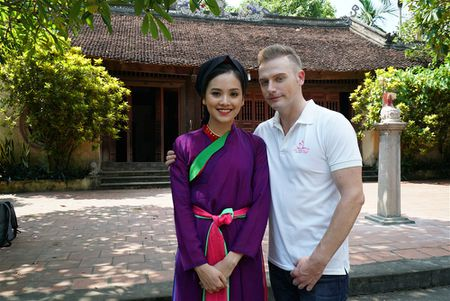 Nhan sac 'chim sa ca lan' cua my nhan co khuon mat dep nhat 'Hoa hau Viet Nam 2016' - Anh 13