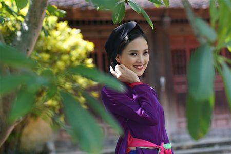 Nhan sac 'chim sa ca lan' cua my nhan co khuon mat dep nhat 'Hoa hau Viet Nam 2016' - Anh 1