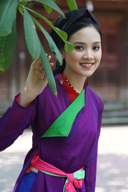 Nhan sac 'chim sa ca lan' cua my nhan co khuon mat dep nhat 'Hoa hau Viet Nam 2016' - Anh 3