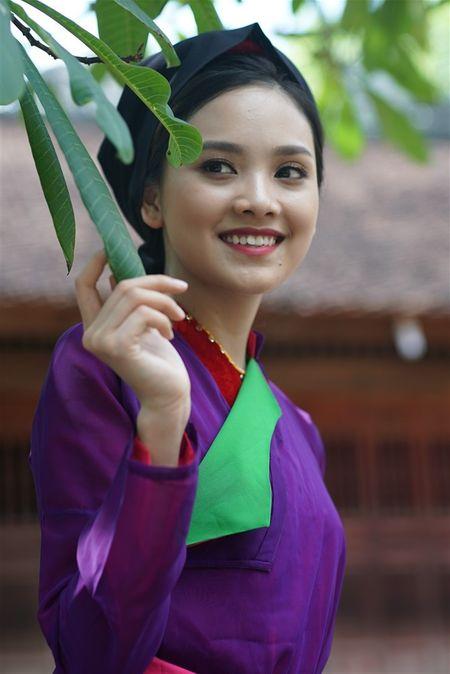 Nhan sac 'chim sa ca lan' cua my nhan co khuon mat dep nhat 'Hoa hau Viet Nam 2016' - Anh 4